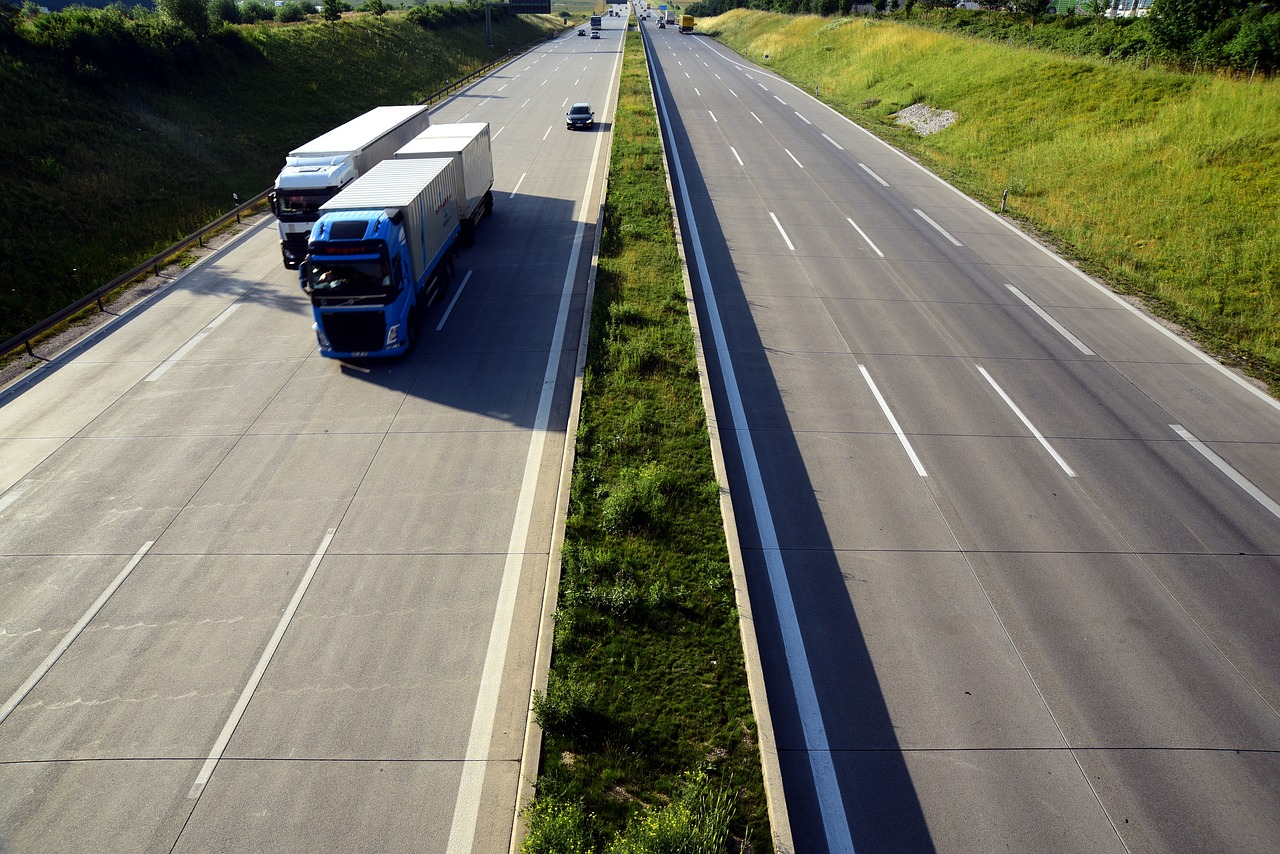 auto, highway, road