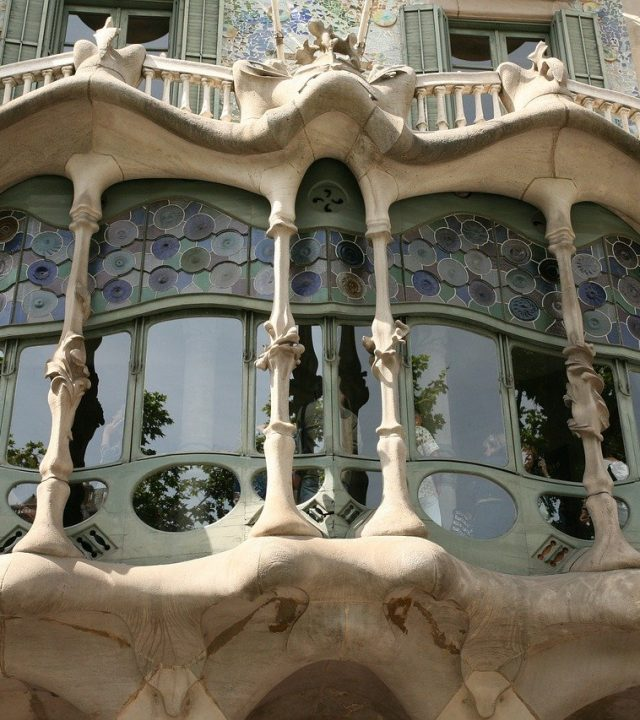 baroque, window, stained glass